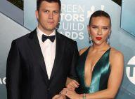 Scarlett Johansson mariée pour la 3e fois : elle a épousé Colin Jost !