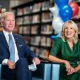 Joe et Jill Biden en pleine campagne présidentielle