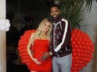 Khloé Kardashian : Réconciliée avec Tristan Thompson et bientôt enceinte ? Elle réagit