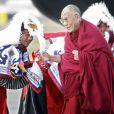 Le Dalaï Lama est à Calgary, au Canada. 30/09/09
