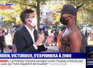 Maxime Switek : Hilare, son live sur BFMTV pour la victoire de Joe Biden part en vrille !
