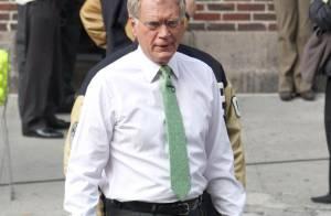 David Letterman, victime de chantage... Sa vie sexuelle déballée ! Son maître chanteur arrêté et relâché... (réactualisé)