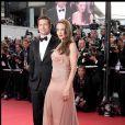 Angelina Jolie et Brad Pitt au Festival de Cannes le 20 mai 2009.