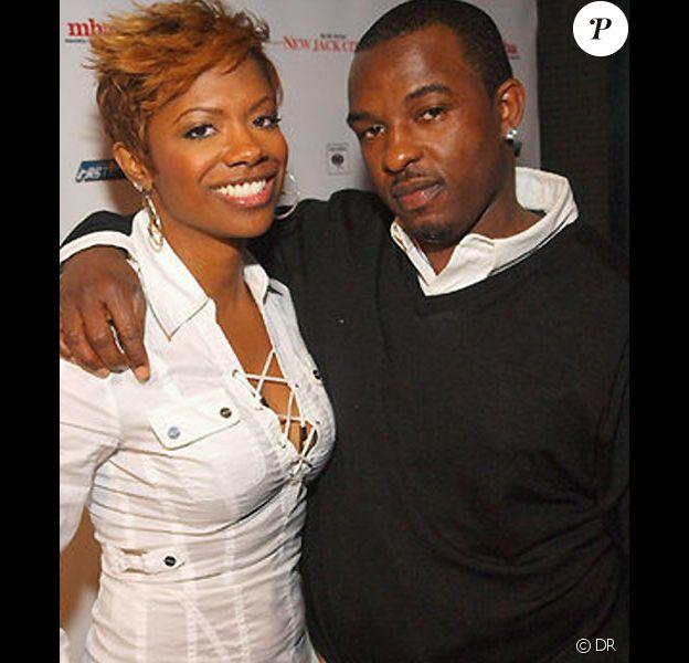 Kandi Burruss et son fiancé A.J. Jewell