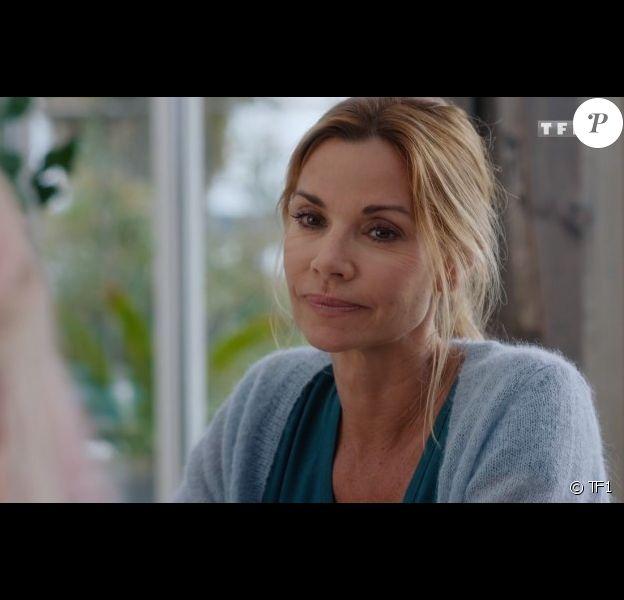 """Ingrid Chauvin dans la série """"Demain nous appartient"""", sur TF1."""