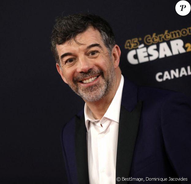 Stéphane Plaza lors du photocall lors de la 45ème cérémonie des César à la salle Pleyel à Paris © Dominique Jacovides / Olivier Borde / Bestimage