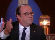 """François Hollande rétablit la vérité sur sa question à Emmanuel Macron : """"Ce n'était pas le lieu"""""""