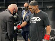 Mike Tyson : un match nul mais des millions pour son retour sur le ring