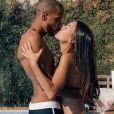 """Marilou de """"10 Couples parfaits"""" et son compagnon, le 13 septembre 2020"""