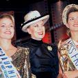 Achives - Geneviève de Fontenay, Melody Vilbert élue Miss France 1995