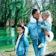 """Alexandra, grande gagnante de """"Koh-Lanta, Les 4 Terres"""" (TF1) est la maman de Fafali et Lana, et partage la vie de son amoureux Hugo."""