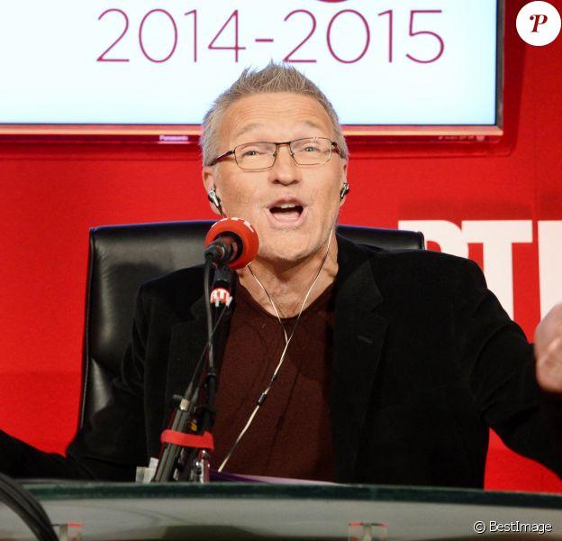 Laurent Ruquier - Conférence de rentrée de RTL à Paris.