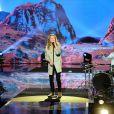 """Exclusif -  Julien Doré - Enregistrement de la 2ème partie de soirée de l'émission """"La Chanson secrète 6"""" à la Scène musicale à Paris, qui sera diffusée le 12 décembre sur TF1.© Gaffiot-Moreau / Bestimage"""
