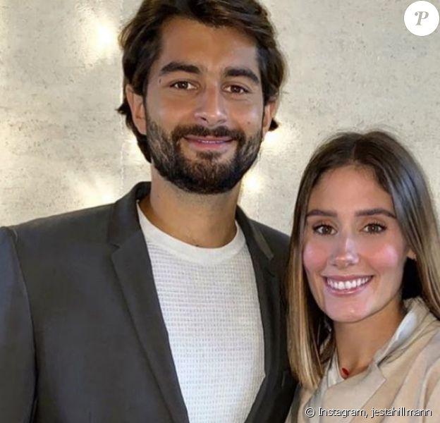 Jesta Hillmann attend son deuxième enfant avec son mari Benoît Assadi - Instagram