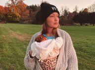 Gigi Hadid : Première sortie publique avec sa fille !