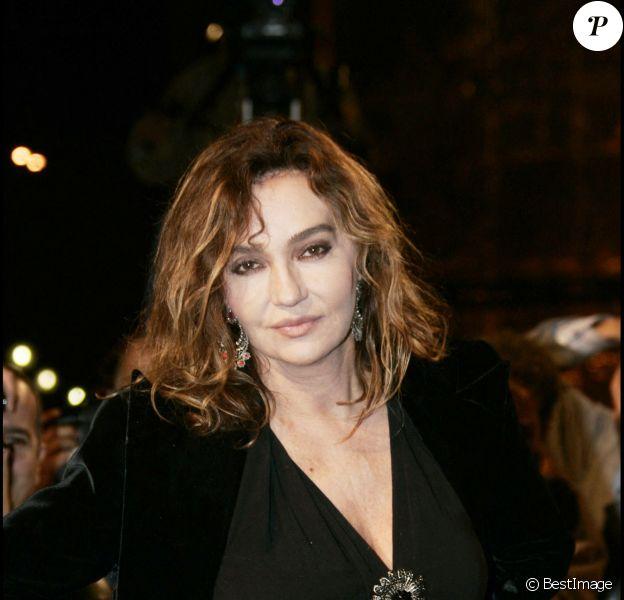 Caroline Cellier au Festival du film de Marrakech
