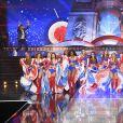 Défilé des 15 demi-finalistes de Miss France 2021 le 19 décembre 2020 sur TF1