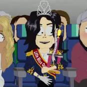 Regardez Michael Jackson, David Carradine, Patrick Swayze et Farrah Fawcett... au paradis de South Park ! la limite dépassée ?