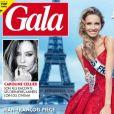 """Couverture du magazine """"Gala"""" du 24 octobre"""