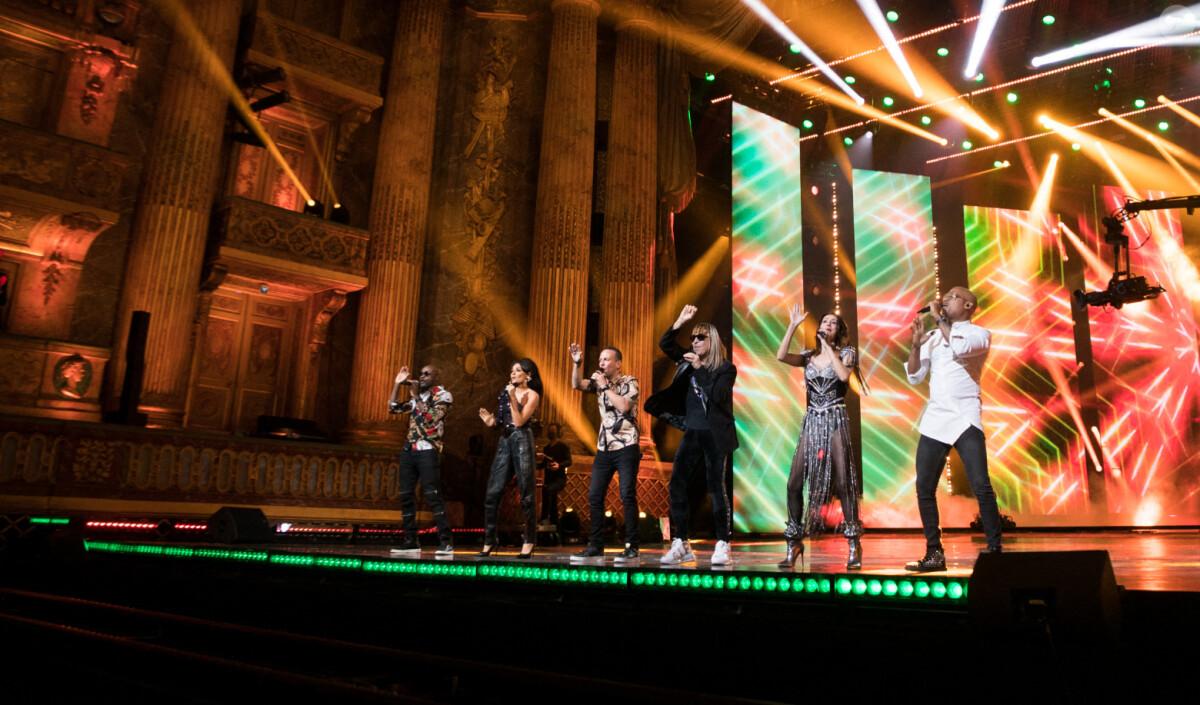 La Grande Soirée du 31 à Versailles : Pluie d'artistes et un feu d'artifice pour un show exceptionnel