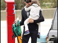 Hugh Jackman fête ses 41 ans avec sa douce et ses deux petits... Happy birthday !