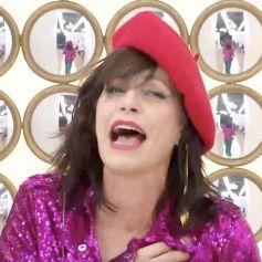 """Lio s'affiche seins nus dans """"Les Reines du shopping"""" sur M6."""