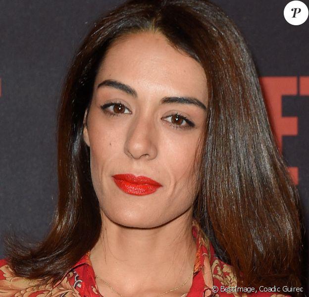 """Sofia Essaïdi - Avant-première du film """"Detroit"""" au cinéma UGC Normandie à Paris. © Coadic Guirec/Bestimage"""