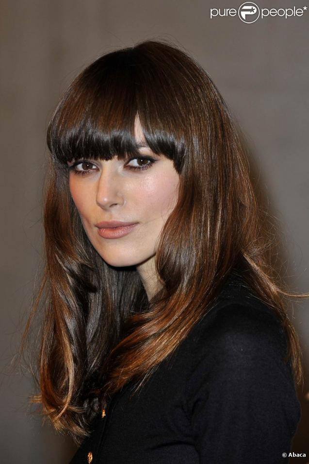 Keira knightley has said working with director joe wright on anna