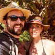David Mora et sa compagne Davina Vigné attendent leur premier enfant ensemble. La comédienne est enceinte.