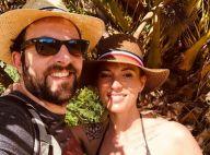 David Mora, sa belle Davina enceinte : en lingerie sensuelle, elle s'affiche divine