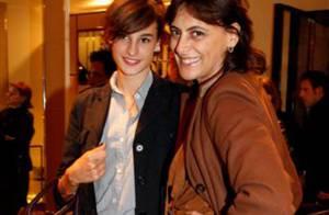 Inès de la Fressange et sa fille, Paul et Luana Belmondo et Anthony Delon adeptes de... l'Italian Touch !