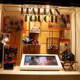 Soirée Italian Touch à la boutique Tod's. Paris, le 13 octobre 2009