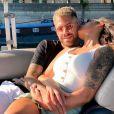 Emilie Nef Naf et Jeremy Menez de nouveau en couple - Instagram