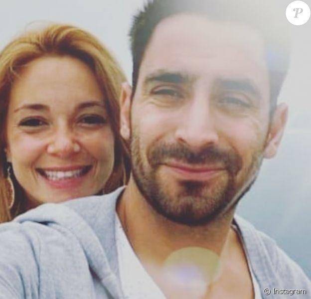 Delphine et Romain de Mariés au premier regard divorcent - Instagram