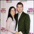 Ana Ortiz et son mari Noah Lebenzon