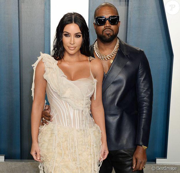 "Kim Kardashian et son mari Kanye West garderaient leurs problèmes de mariage pour la 20e saison de ""L'incroyable famille Kardashian""."