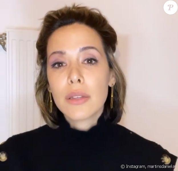 Daniela Martin raconte son agression dans le métro - Instagram