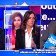 """Les avocats de Gérard Louvin dans """"Touche pas à mon poste"""", le 25 janvier 2021"""