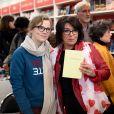 Isabelle Carré - Salon du Livre de Paris 2019 du 15 au 18 mars 2019 à la Porte de Versailles. Le 16 mars 2019. © Lionel Urman / Bestimage