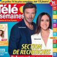 """Couverture du """"Télé 2 Semaines"""" du 25 janvier 2021"""