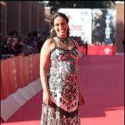 La chanteuse Noa très enceinte... entourée d'une très glamour Anggun et d'un élégant Carl Lewis !