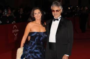 Andrea Bocelli et sa compagne, Sam Riley et Alexandra Maria Lara... que de couples glamour à Rome !