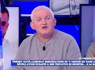 """Thierry Olive (L'amour est dans le pré) agressé par """"un taré"""", il a frôlé la mort : son récit..."""