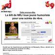 Annonce sur Ebay : la mise en vente de Mustapha El Atrassi