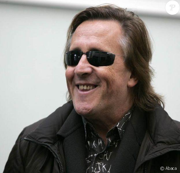Gilbert Montagné se présentera aux régionales sur la liste de l'UMP dans l'Allier en mars 2010
