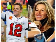 Tom Brady remporte son 7e Super Bowl, Gisele Bündchen au comble de l'émotion