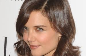Quand la jolie Katie Holmes joue la carte de la transparence... Quelle élégance ! (réactualisé)