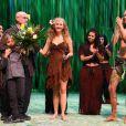 Phil Collins a assisté à la comédie musicale Tarzan, à Hamburg, le dimanche 18 octobre 2009. Il était accompagné de ses deux jeunes enfants Nicolas et Matthew.