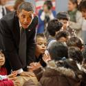 "Barack Obama poursuit ses efforts... malgré la polémique ""Nobel"" !"