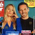 """Nouvelle couverture du magazine """"Télé Star"""""""